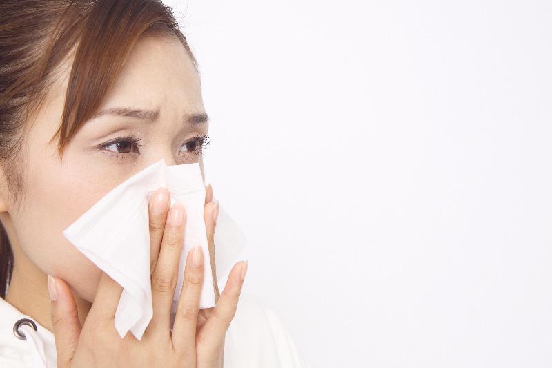 花粉症ってどんな症状?